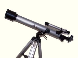 image of a telescope